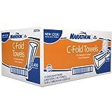 Marathon Commercial White C-fold Paper Towels Case 2,400 by Sam's Club