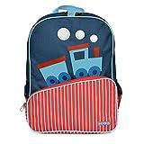 Little JJ Cole Toddler Backpack, Train