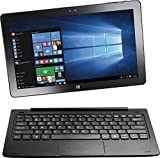 Insignia Flex Touchscreen NS-P11W7100 11.6-Inch 32GB 2in1 Tablet/Laptop with Keyboard Ful HD 1920x1080 Bluetooth Windows 10 (Renewed)