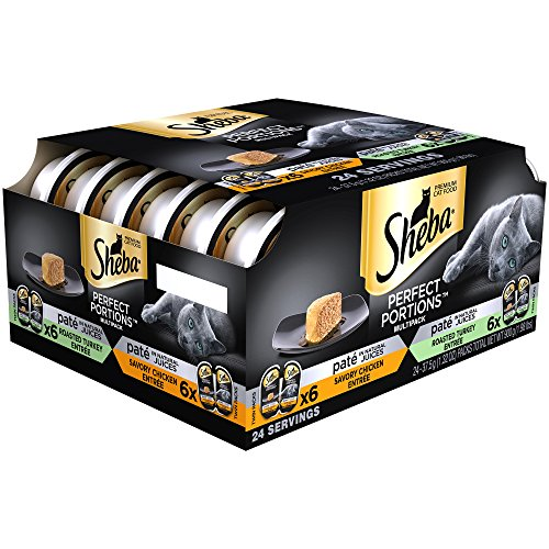 Sheba Portions Paté Multipack