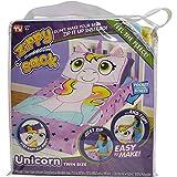 ZippySack Unicorn Full Bedding Set