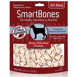 SmartBones Chicken Dog Chew 11