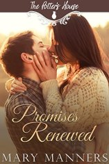Promises Renewed (The Potter's House Books Book 5) by [Manners, Mary, House Books, Potter's]