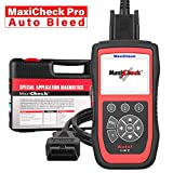 Autel MaxiCheck Pro OBD2 Scanner Automotive Diagnostic Scan Tool with ABS Auto Bleed, SRS Airbag, Oil Reset, SAS, EPB, BMS for Specific Vehicles 1996 to 2012
