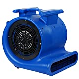 MOUNTO 3-Speed Air Mover Blower 1HP...
