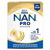 NAN PRO Nestle 1 Infant Formula, Upto 6 months, 400g
