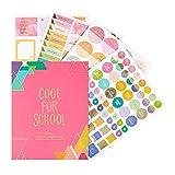 Erin Condren Designer Sticker Book - Too Cool for School, Edition 3 (765 Stickers)
