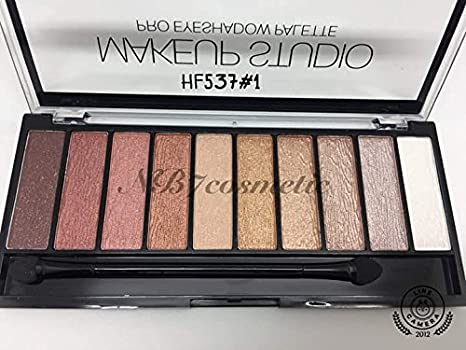 Sivanna Makeup Studio Pro Eyeshadow Palette 1 Online At Low