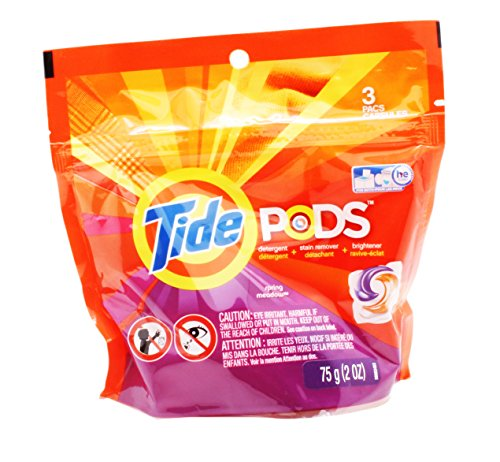 Laundry Detergent Pods With Softener