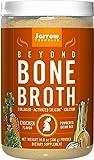 Jarrow Formulas Beyond Bone Broth Powdered Drink Mix, Chicken Flavor, 10.8 Ounce (306 g)