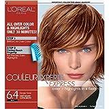 L'Oreal Paris Couleur Experte Color + Highlights in a Flash, Light Golden Copper-Brown Ginger Twist