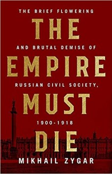 Image result for The Empire Must Die by Mikhail Zygar
