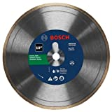 Bosch DB1043S 10-Inch Continuous Rim Diamond Blade