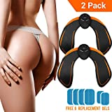 MITLINK Butt Hips Trainer Upgrade Muscle Toner Fitness Training Gear Home Office Ab Trainer Workout Equipment Machine Fitness for Women Men,10pcs Free Gel Pads (S3)