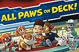"Trends International Paw Patrol On Deck Wall Poster 22.375"" x 34"""