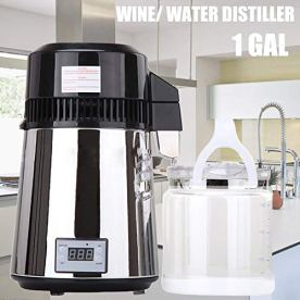 Slsy-1-Gallon-Alcohol-Distiller-Electric-Moonshine-Still-4-Liters-Countertop-Water-Distillers-Tabletop-Whiskey-Air-Still-with-Connection-Bottle-Home-Brew-Wine-Making-Kits