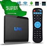 Live IPTV Receiver Box 1500+ Global Channels from Asian American Europe Arabic Brazil India , Subscription Service No Monthly / Yearly Fee