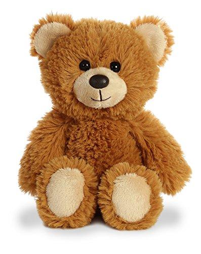 Aurora Bear Plush, Brown