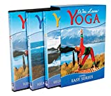 Easy Series Tripack DVD By Wai Lana - Gentle Yoga Exercises To Increase Flexibility, Muscle Tonig, Mind and Body Relaxation (Duration: 2.5 Hrs)