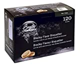 Product review for Bradley Oak Bisquettes 120 pack