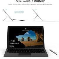 MoKo Microsoft Surface Pro 4 / Pro 3 / Surface Pro 2017 Type Cove 20