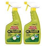 Home Armor; Mold Armor Instant Mold & Mildew Stain Remover, 32 oz - Pack of 2