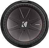 Kicker CompR CWR154 (43CWR154) 1600W Peak (800W RMS) 15' Comp R Series Dual 4-Ohm Car Subwoofer