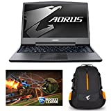 "AORUS X3 Plus v7-KL3K4 (i7-7820HK, 16GB RAM, 512GB NVMe SSD, NVIDIA GTX 1060 6GB, 13.9"" QHD, Windows 10) VR Ready Gaming Notebook"