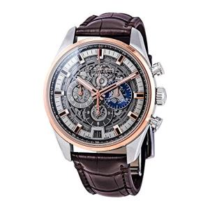 Zenith Chronomaster El Primero Skeleton 42mm Mens Watch 51.2081.400/78.C810