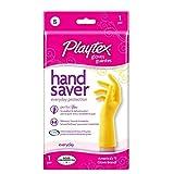 Playtex Handsaver Reusable Rubber Gloves ( Small , Pack - 6 )