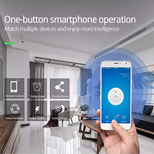MHCOZY-2-Channel-WIFI-Smart-SwitchDIY-Smart-HomeApp-Remote-and-Voice-Control-Home-ApplianceCompatible-with-Alexa-Google-16A-1CH-WIFI-Switch-with-433mhz-RF
