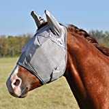 Product review for CASHEL Crusader Fly Mask In Prints - Standard With Ears