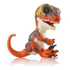Untamed-Raptor-by-Fingerlings-Blaze-Orange-Interactive-Collectible-Dinosaur-By-WowWee