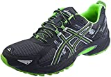 ASICS Men's Gel Venture 5 Running Shoe (10.5 D(M) US, Castle Rock/Black/Green)