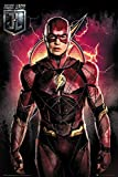 "Justice League - Movie Poster / Print (The Flash / Solo) (Size: 24"" x 36"") (By POSTER STOP ONLINE)"
