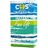COS Naturals INSTANT FACE LIFT Tighten Firm And Nourish Natural Organic Ingredients Anti Wrinkle Cream Remove Signs of Aging Fine Lines Eye Puffiness Dark Circles Bags Wrinkles (0.4 fl oz / 12ml)