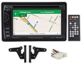 Navigation/GPS/DVD Bluetooth Receiver w/Mobilelink for 2007-14 Toyota FJ Cruiser