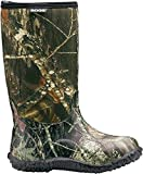 Bogs Classic High Mossy Oak Waterproof Insulated Rain Boot (Toddler/Little Kid/Big Kid),  Mossy Oak, 4 M US Big Kid