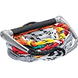 Proline Waterski Rope Package CRS Handle with 8 Sec Air, Silver, 13'