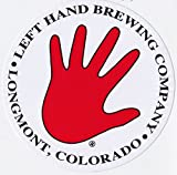Left Hand Brewing Company - Logo Sticker