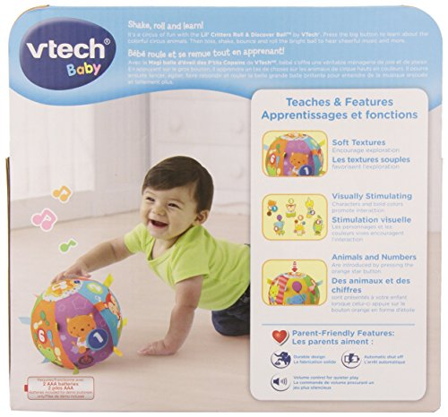 Vtech Lil' Critters Discover & Learn Gym $21.99!