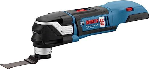 Testbericht Bosch GOP 18V-28 Multi-Cutter