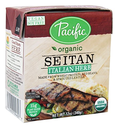 Organic Seitan, Italian Herb