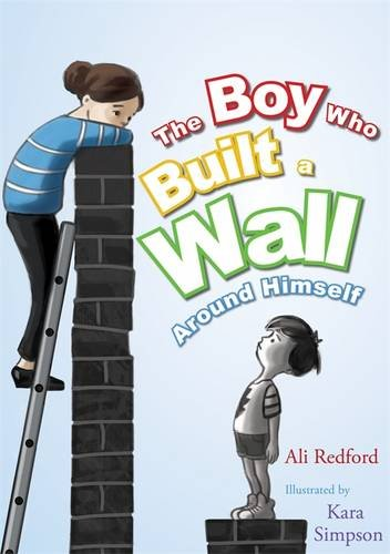 Image result for bereavement The Boy Who Built a Wall Around Himself""