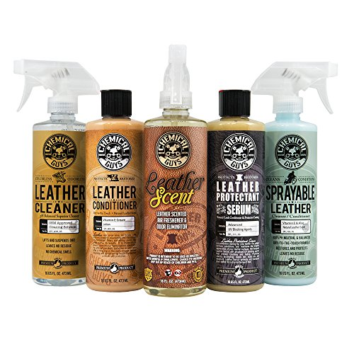 Chemical Guys HOL_113 Leather Lovers Kit (7 Items)