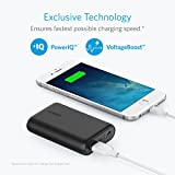 [Upgraded with PowerIQ] Anker PowerCore Speed 10000 QC, Qualcomm Quick Charge 3.0 Portable Charger, 10000mAh Power Bank for Samsung, iPhone, iPad and More
