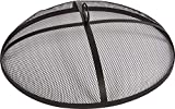 Dagan Industries Black Mesh Cover with Handle - 21 inch