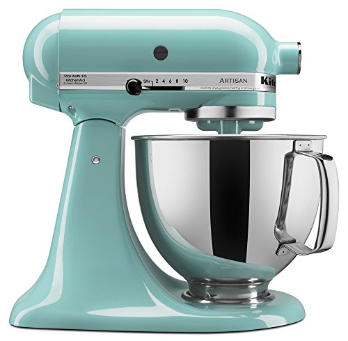 Liquid Graphite Kitchenaid Artisan Series Stand Mixer With Pouring