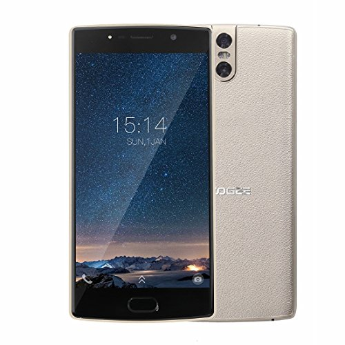 DOOGEE BL7000 RAM 4GB + ROM 64GB 7060mAh Battery 5.5 inch Android 7.0 MTK6750T Octa Core up to 1.5GHz WCDMA & GSM & FDD-LTE (Gold)
