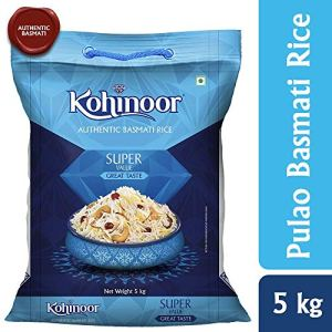 Kohinoor Super Value Basmati Rice, 5 Kg Buy In India